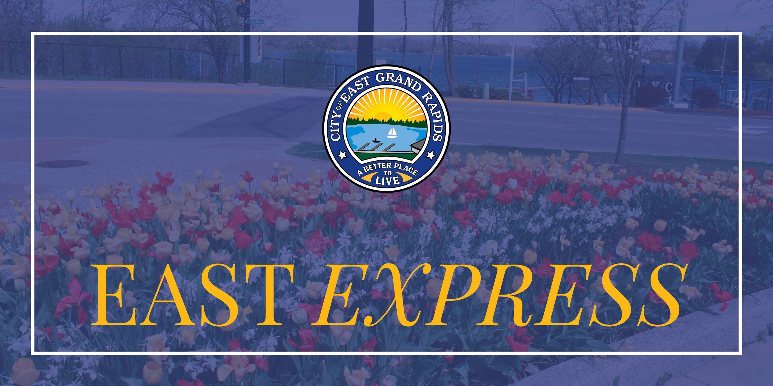 East Express Header Spring