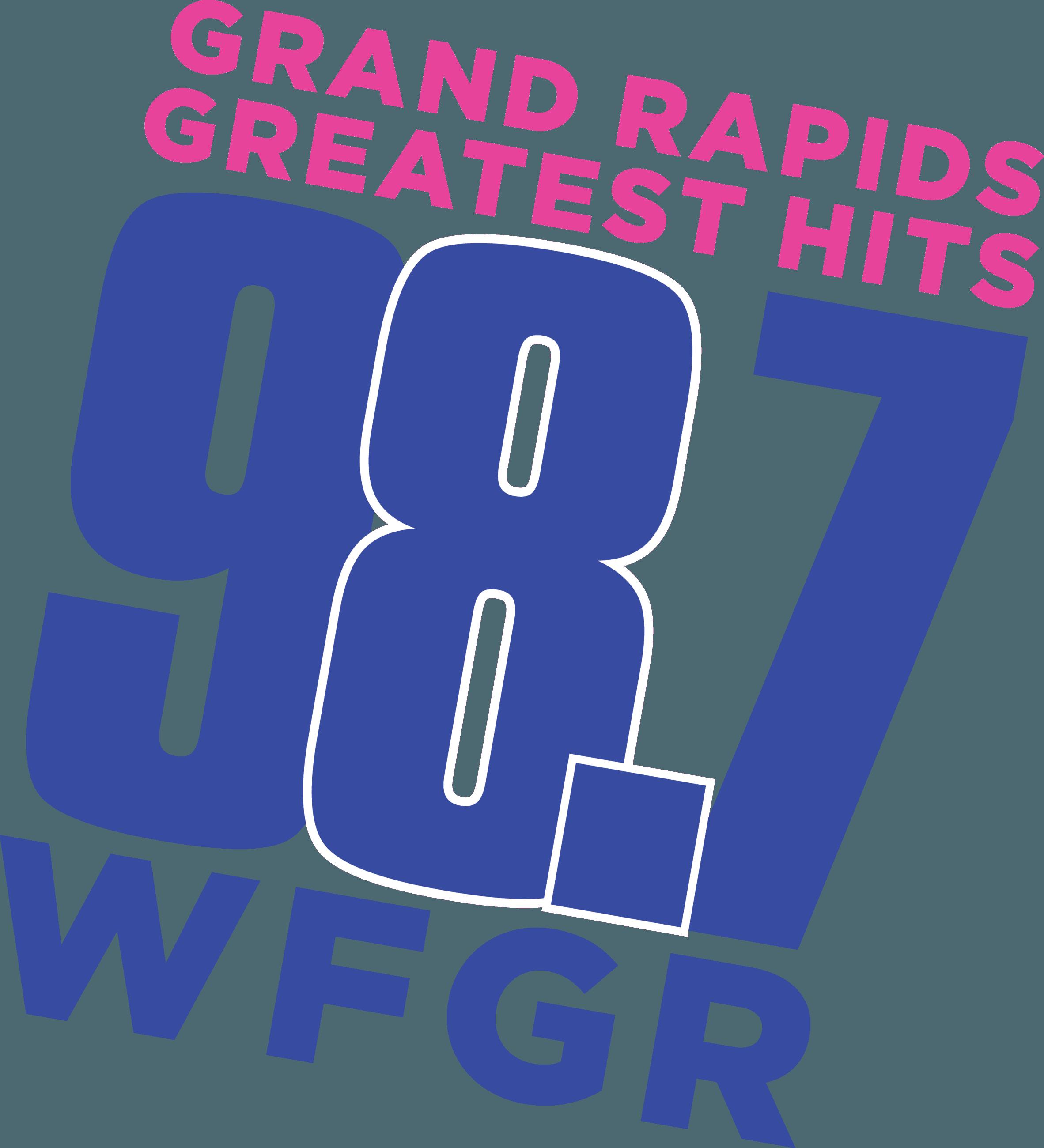 WFGR Logo Fuschia